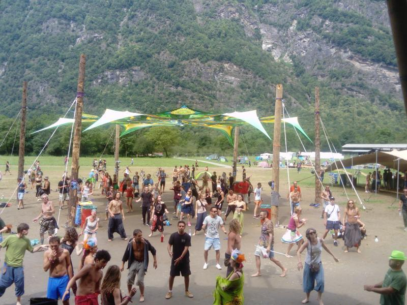 Cyberg @ Shankra Festival