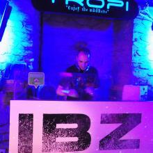 Rick Bergmann @ Tropi, Ibiza