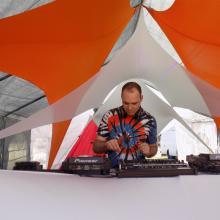 Rick Bergmann @ D.M.T Festival, Portugal